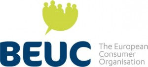 Logo BEUC European Consumer Organisation
