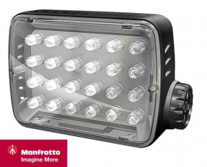 Manfrotto pannello LED ML240
