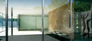 Barcelona Pavilion di Ludwig Mies van der Rohe