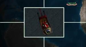 Il volo di Babbo Natale