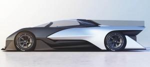 Faraday FFZERO1 design