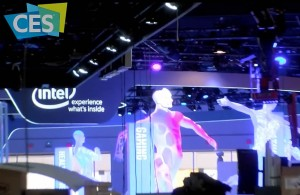Stand Intel CES 2016