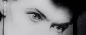 David Bowie primo piano occhi