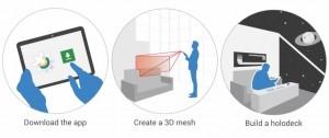 Mesh 3D Constructor