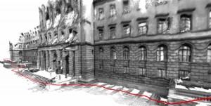 ETH Zurigo sede in 3D