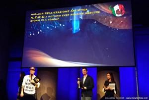 NERO Miglior Videogioco italiano