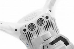Sensori inferiori Phantom 4