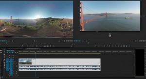 Adobe Premiere 360°