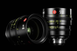 Leica Summicron 40 e 15mm