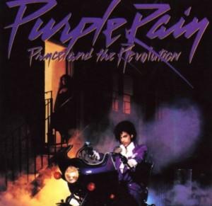 Copertina album Purple Rain