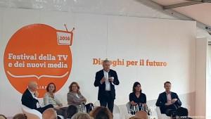 Panel Sfide TV 2016