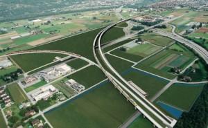 Snodo Ceneri tunnel Locarno e Bellinzona