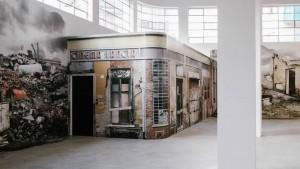 Diorama di Botto&Bruno - Fondazione Merz