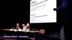 Federico Vercellone, Marc Augè e Stefano Boeri