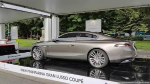 BMW Gran Lusso Coupé Pininfarina