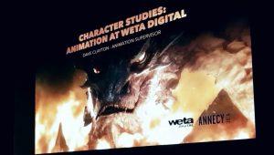 Panel Weta Digital Annecy