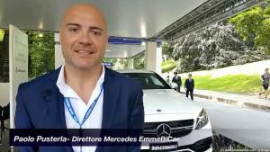 Paolo Pusterla Direttore Mercedes EmmeBiCar