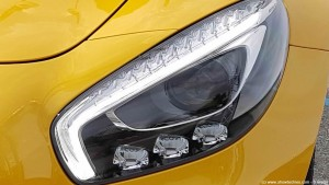 Gruppo ottico AMG GT S