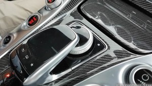 Touchpad control AMG GT S