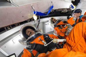 Test su equipaggio Orion