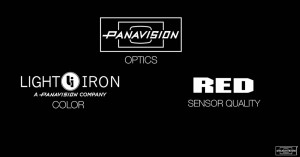Ottica Panavision, Sensore Red, CC Light iron