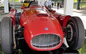 Lancia D50 di Ascari