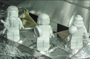 Giove, Giunone e Galileo LEGO