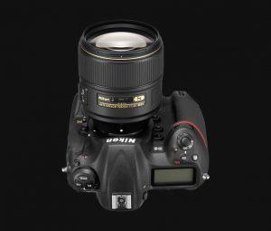 AF-S NIKKOR 105mm f/1.4 su D5