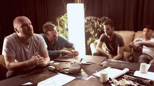 Coldplay Moji work-in-progress
