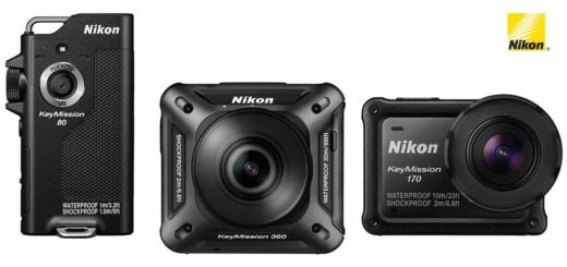 Nikon Key Mission Action Cam
