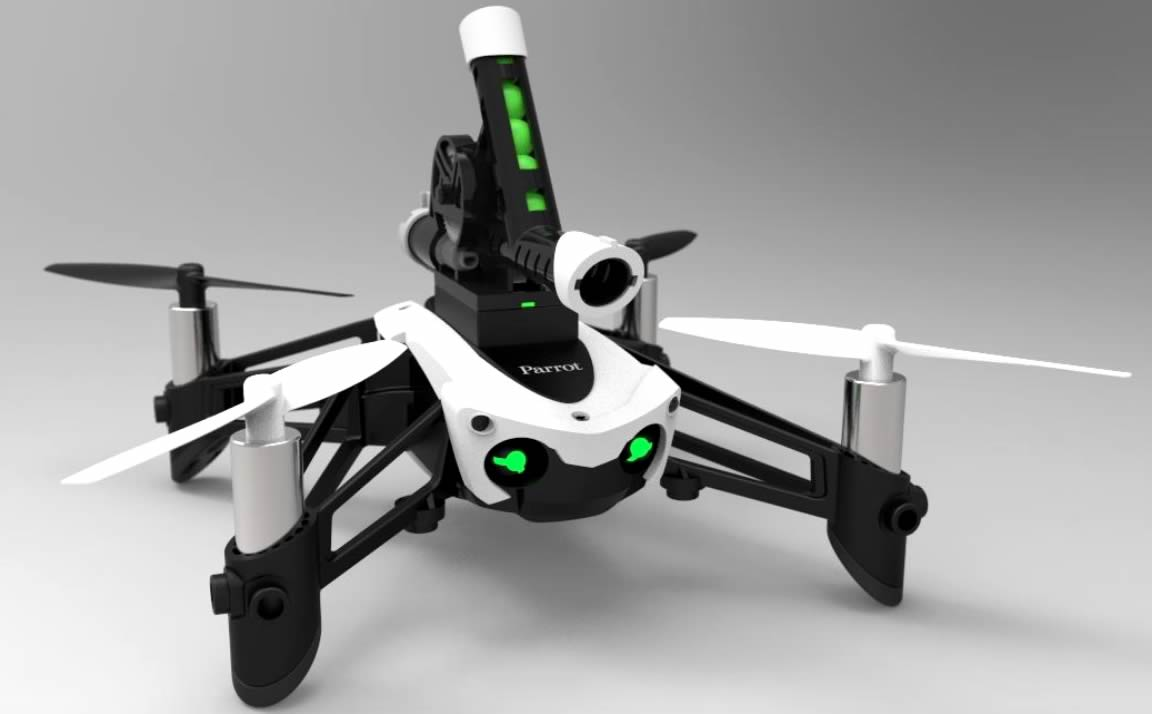 parrot minidrones showtechies. Black Bedroom Furniture Sets. Home Design Ideas
