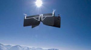 Swing quadricottero-aeroplano