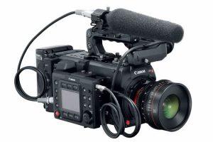 Canon C700 configurazione