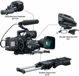 Accessori Canon C700