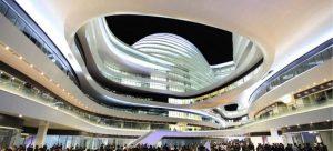 Galaxy Sono Pechino Zaha Hadid