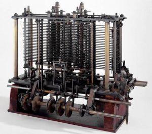 Ricostruzione postuma macchina analitica