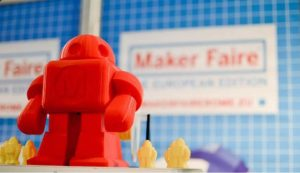 Mascotte del Maker Faire