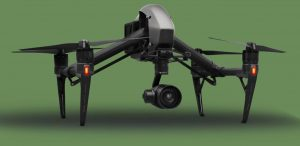DJI XS5 su drone Inspire 2