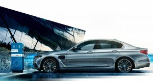 BMW ibrida 530e iPerformance