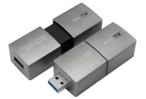 Kingston USB 1 e 2 TB