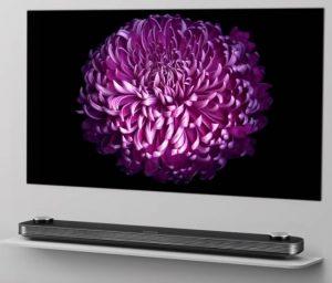 LG OLED design