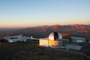 Osservatorio ESO a La Silla in Cile
