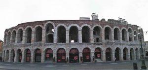 Arena arcate esterne