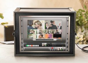 Blackmagic rack ATEM Television Studio HD
