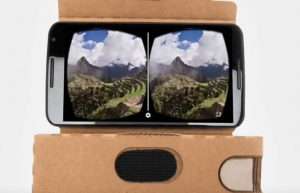 Google Cardboard per Expeditions