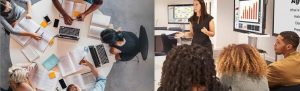 Soluzioni Sony per apprendimento attivo con lezioni interattive