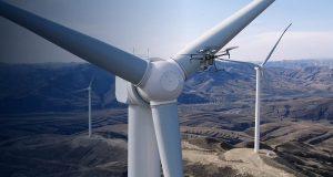 Ispezione di turbina eolica