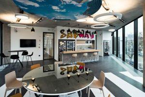 Interior Design Spazi comuni