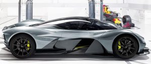 Aston Martin Valkyrie AM-RB 001