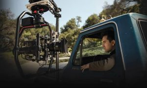 Camera car con DJI Ronin 2